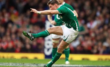 Former Ireland international Ronan O'Gara