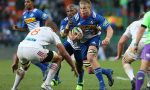 Pieter-Steph du Toit of the Stormers during the Super Rugby Quarter final between  Stormers and Chiefs at  Newlands